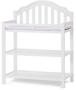Child CraftChild CraftTM Penelope Changing Table in Matte White