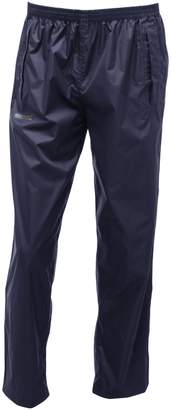 Regatta Great Outdoors Mens Outdoor Classic Pack It Waterproof Overtrousers (S)