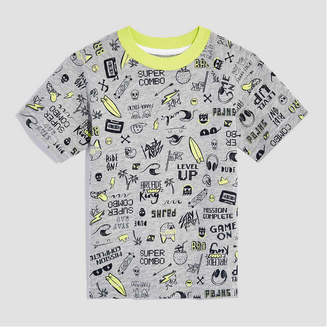 Joe Fresh Toddler Boys' Raglan Sleeve Tee