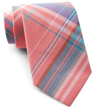 Tommy Hilfiger Tantalizing Plaid Tie