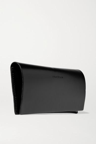 Saint Laurent - D-frame Acetate Sunglasses - Black 5