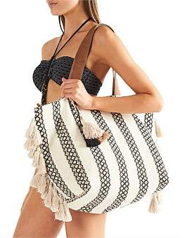 Tigerlily Oasis Beach Bag
