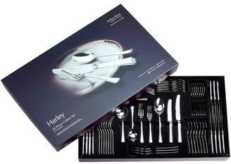 Arthur Price 'Harley' 18/10 Stainless Steel 68 Piece 8 Person Boxed Cutlery Set For Luxury Home Dining