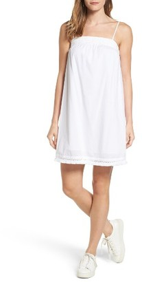 Women's Vineyard Vines Cotton Beach Dress $128 thestylecure.com