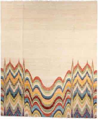 F.J. Kashanian Motion Handmade Wool Rug