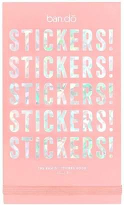 ban.do Sticker Book, Part Three