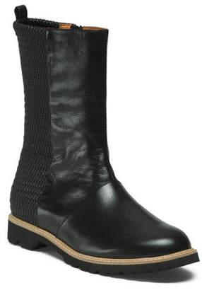Premium Soft Leather Boots