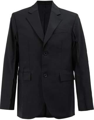 Yang Li classic button blazer