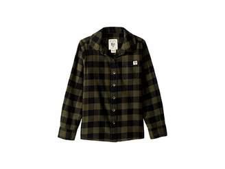 Billabong Kids Buttoned Up Long Sleeve Shirt (Little Kids/Big Kids)