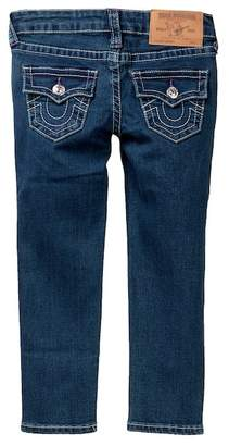 True Religion Single End Denim Jeans (Toddler, Little Girls, & Big Girls)
