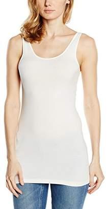 Vero Moda Women's Maxi Sleeveless Vest Top,(Manufacturer size: X-Small)
