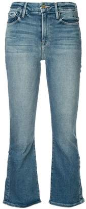 Frame classic flared jeans