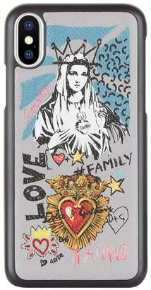 Dolce & Gabbana Love iPhone X Case
