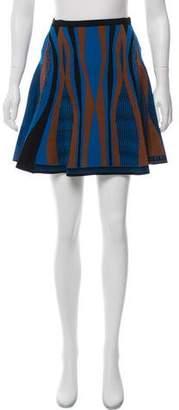 Diane von Furstenberg Ginnie Flare Skirt