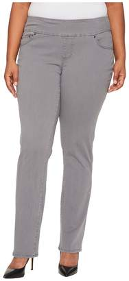 Jag Jeans Plus Size Peri Pull-On in Bay Twill Women's Casual Pants
