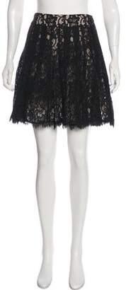 Diane von Furstenberg Kieran Lace Skirt