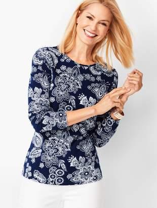 5ec4555894 Talbots Blue Plus Size Tops on Sale - ShopStyle