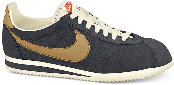 Nike Men's Shoes, Classic Cortez Vintage Sneakers