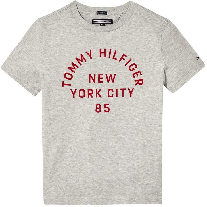 Boys Graphic Print Short Sleeve T-Shirt