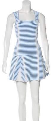 Ronny Kobo Patterned Skirt Set