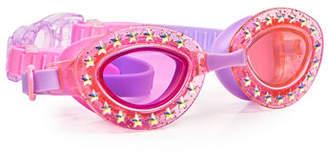 Bling2o Kids' Glittered Star Swim Goggles