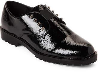 Gc Shoes Black Ciara Patent Slip-On Oxfords