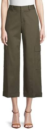 Club Monaco Women's Cesana Cropped Pants