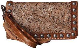 M&F Western Ariana Clutch Wallet