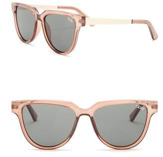 Quay Primetime 50mm Sunglasses