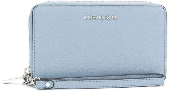 Michael Michael Kors Mercer smartphone wristlet