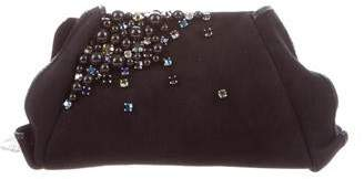 Swarovski Crystal-Embellished Evening Bag