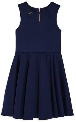 Laundry by Shelli Segal Girls' Keyhole Fit-and-Flare Dress - Big Kid
