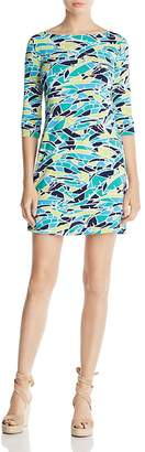 Leota Alhambra Nouveau Sheath Dress $98 thestylecure.com