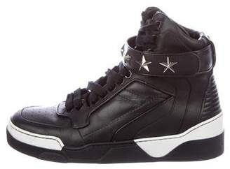 Givenchy Tyson Leather Sneakers