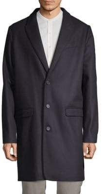 A.P.C. Manteau Primrose Overcoat