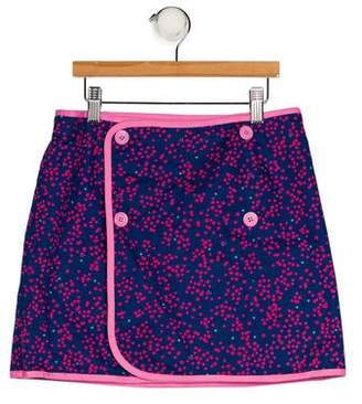 Lilly Pulitzer Girls' Printed Skirt