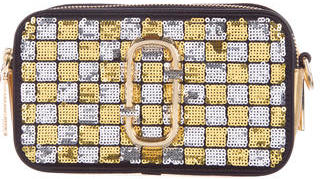 Marc JacobsMarc Jacobs Fall 2016 Snapshot Sequins Small Camera Bag