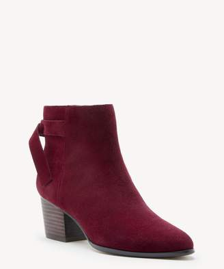 Sole Society Rhilynn Tie-Back Bootie