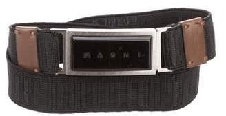 Marni Elasticized Waist Belt