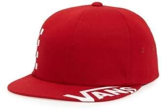 Vans Distort Logo Baseball Cap