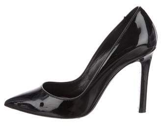 Tom Ford Patent Leather Pointed-Toe Pumps