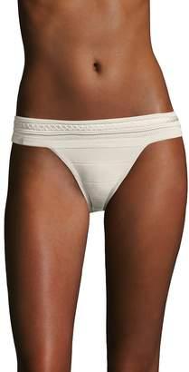 Herve Leger Women's Natali Bikini Bottom