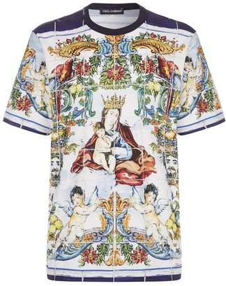 Dolce & Gabbana Majolica T-Shirt