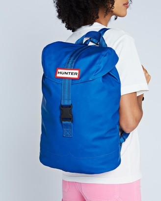 Hunter Lightweight Rubberized Backpack