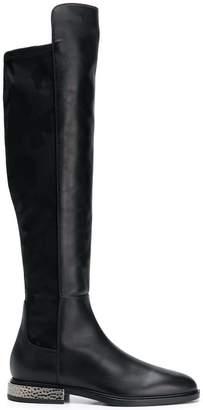 Alberto Gozzi knee-length boots