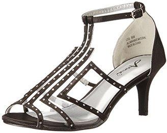 Annie Shoes Women's Lois Sandal $59.95 thestylecure.com