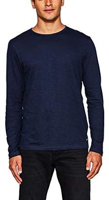 Esprit edc by Men's 107cc2k020 Long Sleeve Top