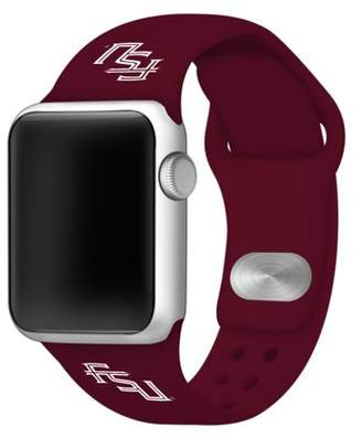 Affinity Bands Florida State University Seminoles Silicone Sport Band fits Apple Watch - BAND ONLY (42mm FSU)