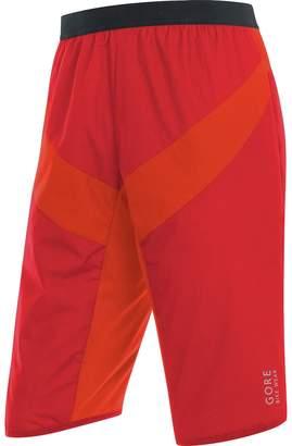 Gore Bike Wear Power Trail Gore Windstopper Insulated Shorts - Men's
