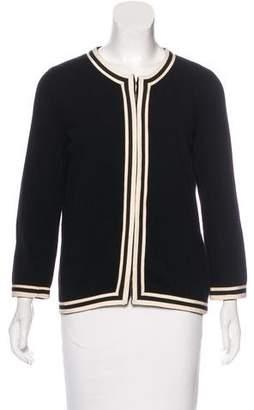 Balenciaga Wool & Cashmere-Blend Cardigan